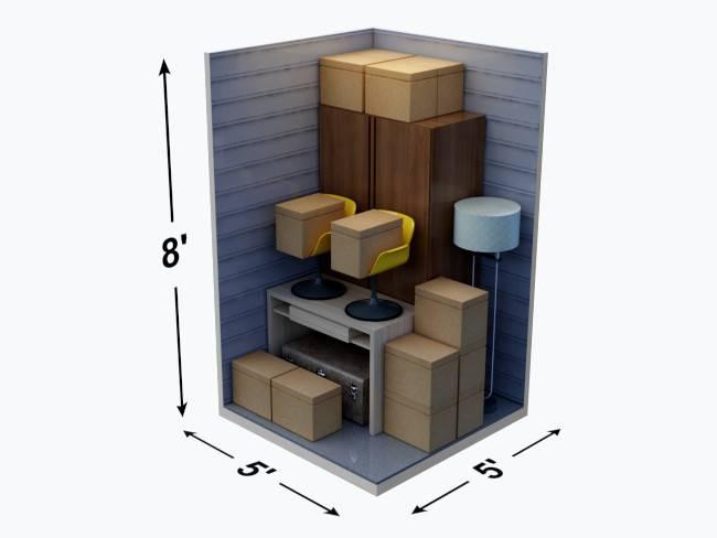 SecurCare Self Storage - moving company  | Photo 2 of 9 | Address: 2960 S Cobb Dr SE, Smyrna, GA 30080, USA | Phone: (770) 435-5901