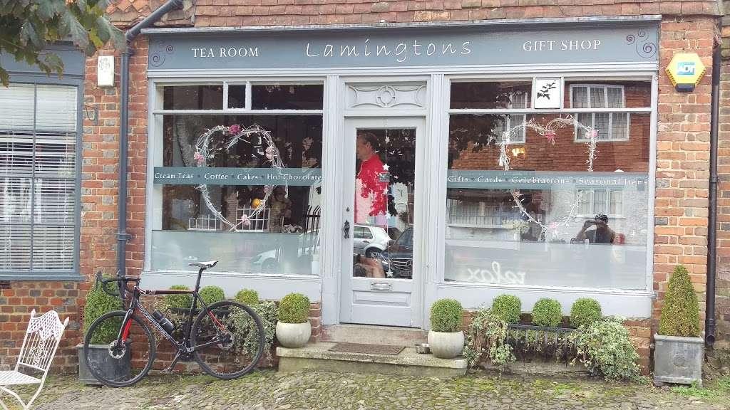 Lamingtons - cafe    Photo 4 of 10   Address: 25 High St, Bletchingley, Redhill RH1 4PB, UK   Phone: 07751 405020