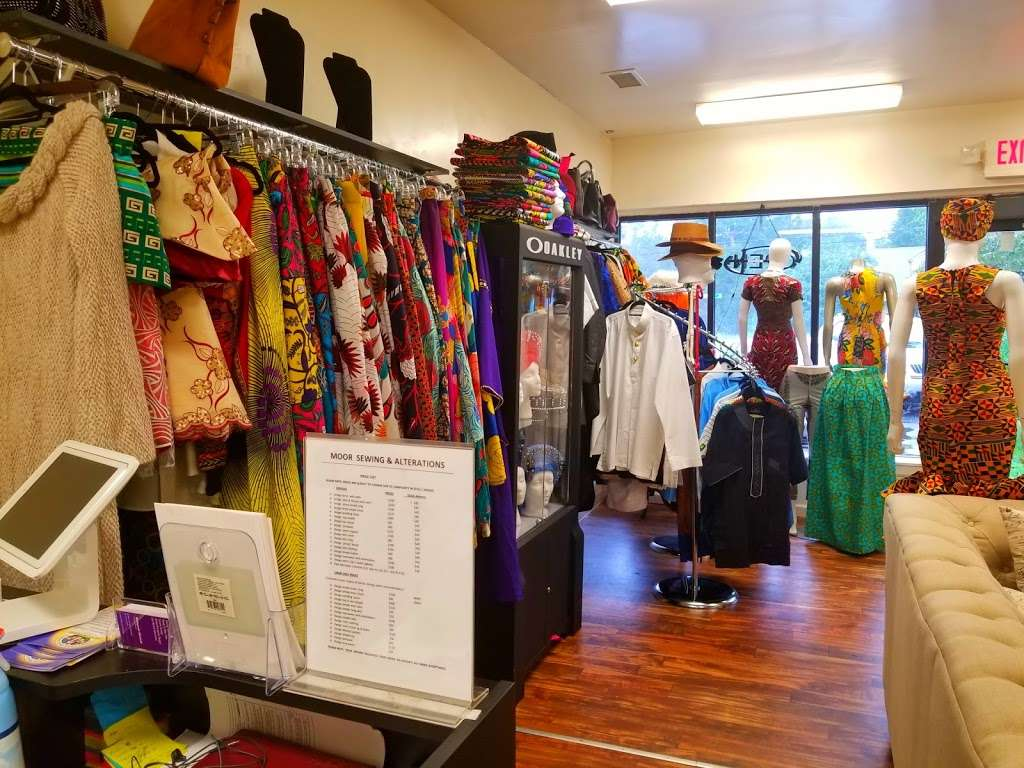 MOOR AFRICAN EUROPEAN CLOTHING & ALTERATION - clothing store  | Photo 3 of 10 | Address: 602 W Sugar Creek Rd, Charlotte, NC 28213, USA | Phone: (980) 430-0191