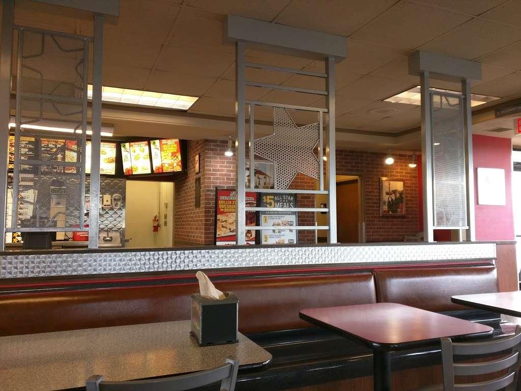 Carls Jr. - restaurant  | Photo 2 of 10 | Address: 1519 W Baseline Rd, Guadalupe, AZ 85283, USA | Phone: (480) 838-4063
