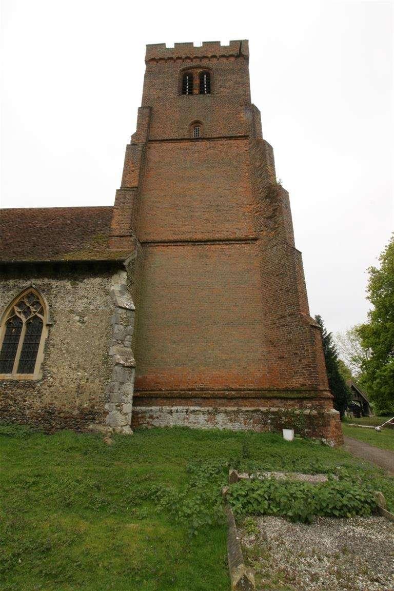 The Parish Church of Saint Andrew - church    Photo 4 of 10   Address: North Weald Bassett, Epping CM16 6AL, UK