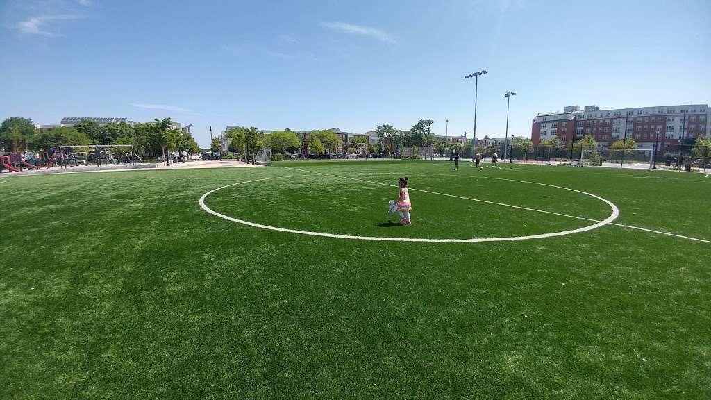 LoPresti Park - park  | Photo 2 of 10 | Address: 33 Sumner St, Boston, MA 02128, USA | Phone: (617) 635-4505