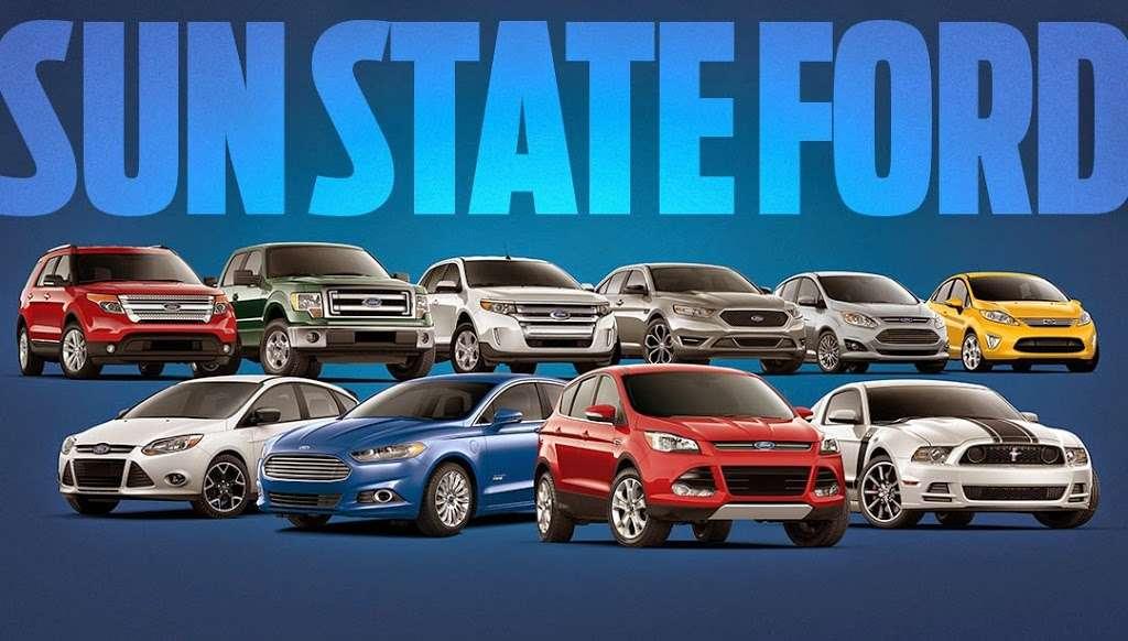 Sun State Ford - car repair  | Photo 2 of 10 | Address: 3535 W Colonial Dr, Orlando, FL 32808, USA | Phone: (407) 299-5900