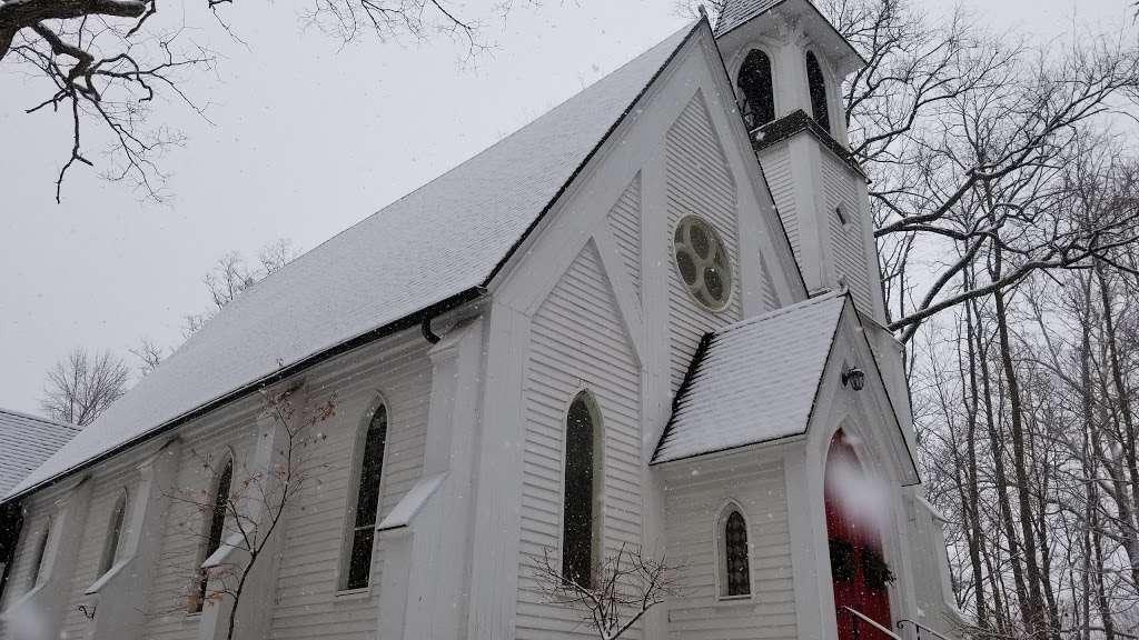 St James Episcopal Church - church  | Photo 2 of 2 | Address: 296 Titicus Rd, North Salem, NY 10560, USA | Phone: (914) 669-5563