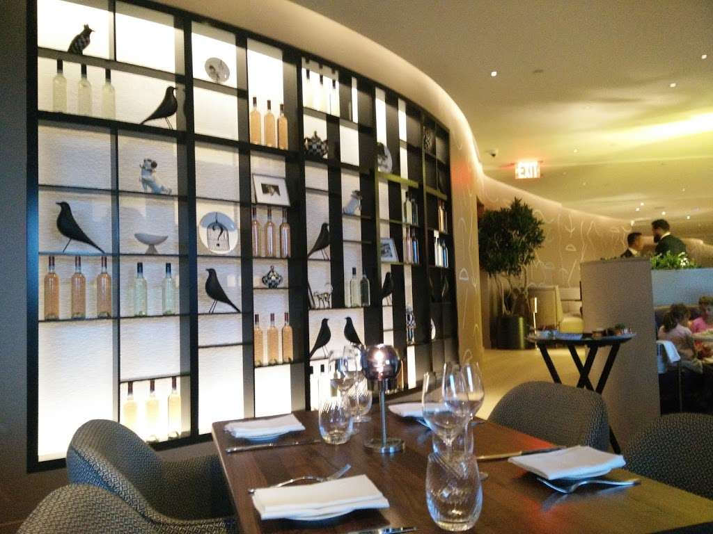 Bluebird London NYC - restaurant | Address: 10 Columbus Circle Third floor, New York, NY 10019, USA | Phone: (347) 682-2100