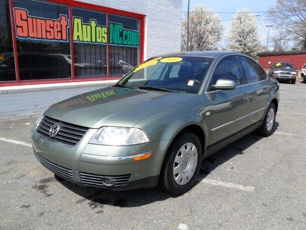 Sunset Auto - car dealer  | Photo 10 of 10 | Address: 6623 Old Statesville Rd, Charlotte, NC 28269, USA | Phone: (704) 597-0149