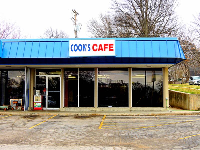 Cooks Cafe - cafe  | Photo 1 of 9 | Address: 1300 N 66th St, Lincoln, NE 68505, USA | Phone: (402) 466-1771