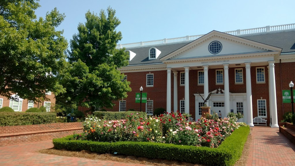 Smith Library - library  | Photo 1 of 1 | Address: N University Pkwy, High Point, NC 27262, USA | Phone: (336) 841-9102