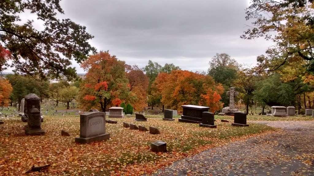 Cedar Lawn Cemetery - cemetery  | Photo 4 of 10 | Address: 200 McLean Blvd, Paterson, NJ 07504, USA | Phone: (973) 279-1161