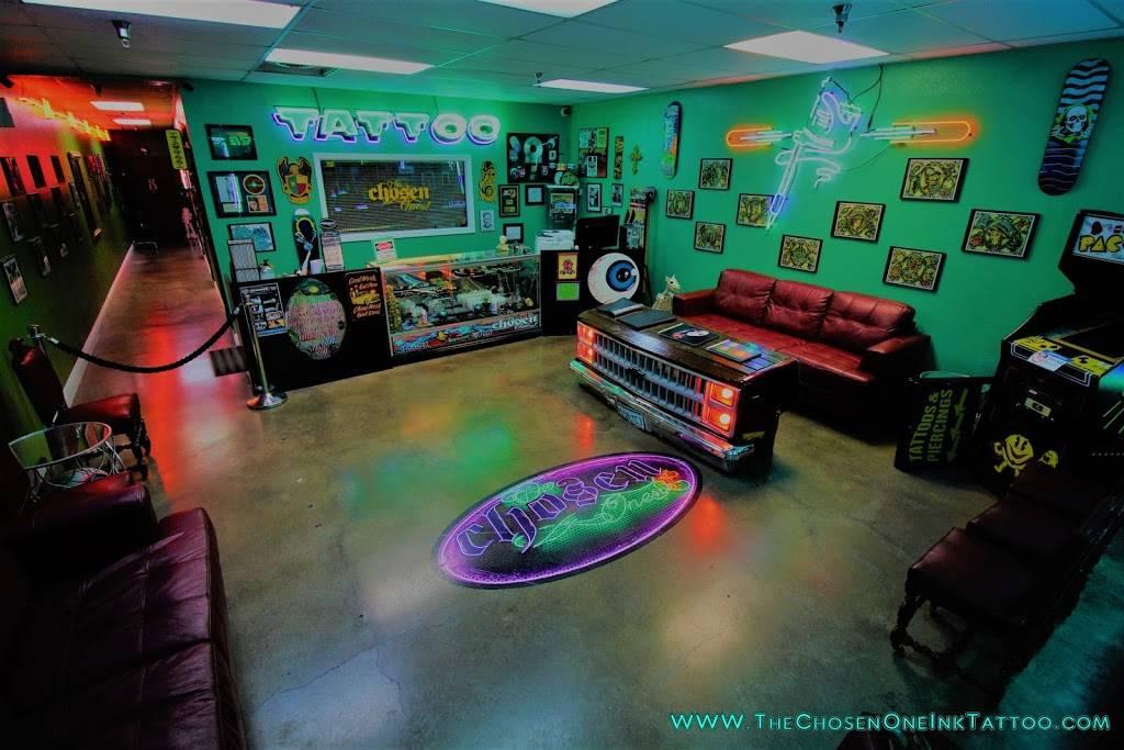 The Chosen One Ink Tattoo - art gallery  | Photo 1 of 9 | Address: 2501 E Mayfield Rd #119, Arlington, TX 76014, USA | Phone: (817) 277-5199