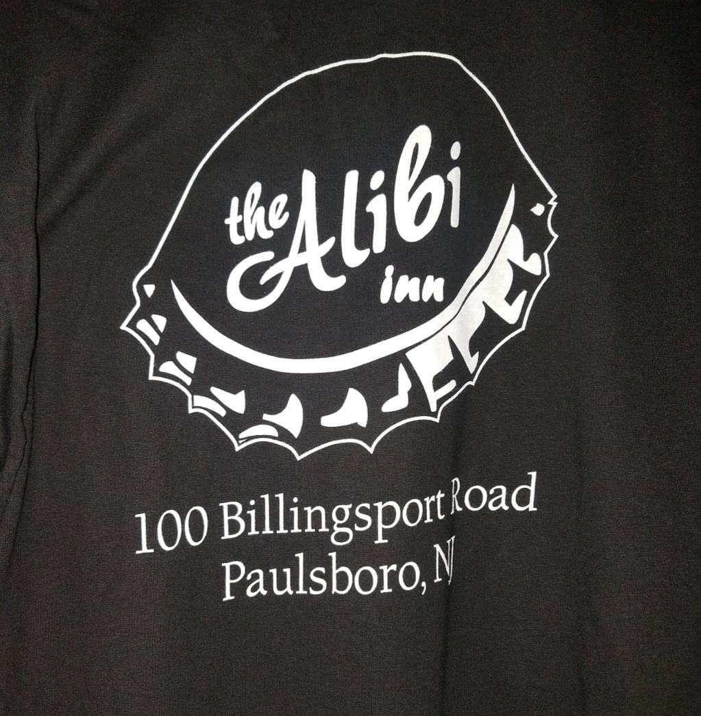 Alibi Inn - restaurant    Photo 4 of 5   Address: 100 Billingsport Rd, Paulsboro, NJ 08066, USA   Phone: (856) 206-7577