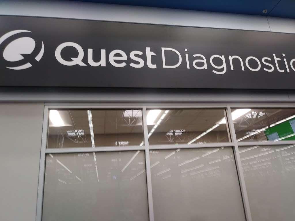 Quest Diagnostics Inside Walmart Hammond - health  | Photo 4 of 4 | Address: 1100 5th Ave, Hammond, IN 46320, USA | Phone: (866) 697-8378
