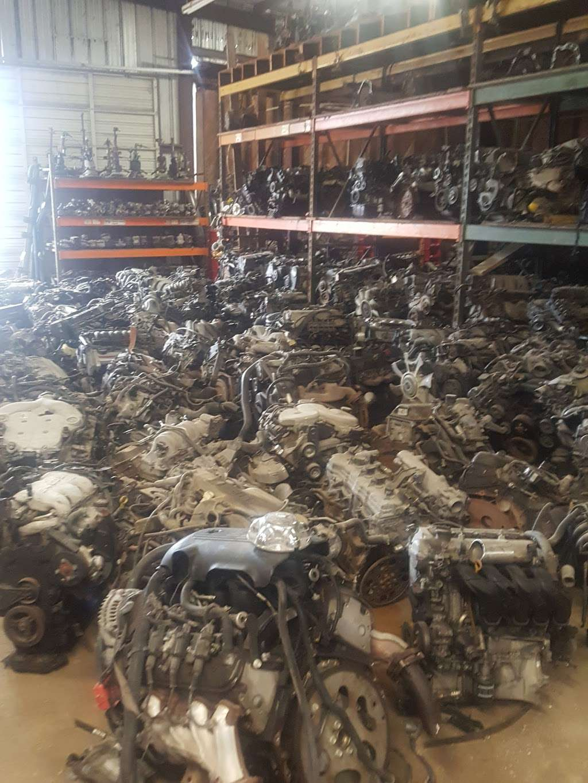 J&B Used Auto Parts - car repair  | Photo 8 of 10 | Address: 6401 E Mt Houston Rd, Houston, TX 77050, USA | Phone: (281) 590-9211
