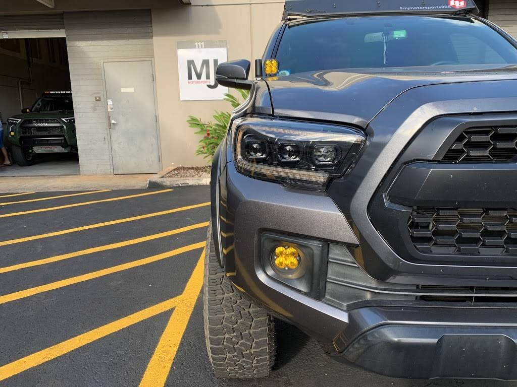 MJ Motorsports - car repair    Photo 9 of 10   Address: 94-547 Ukeʻe Street #111, Waipahu, HI 96797, USA   Phone: (808) 354-3083