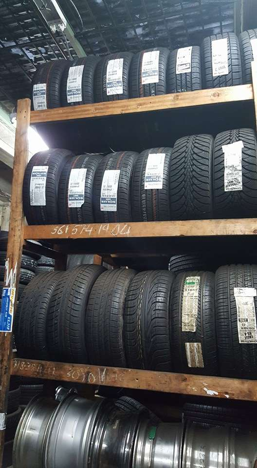 One Stop Tire Shop - car repair  | Photo 9 of 10 | Address: 1707 Flatbush Ave, Brooklyn, NY 11210, USA | Phone: (718) 253-6653
