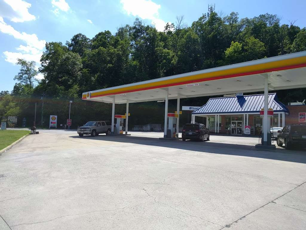 Shell - gas station  | Photo 1 of 4 | Address: 10178 Winchester Rd, Front Royal, VA 22630, USA | Phone: (540) 636-8554