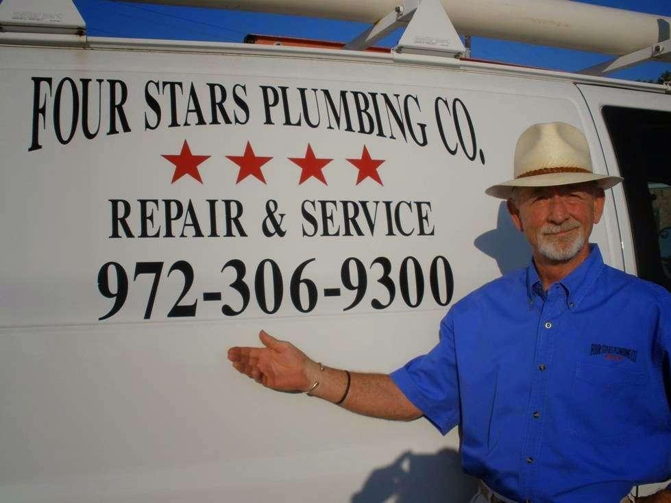 Four Stars Plumbing Co. - plumber  | Photo 6 of 10 | Address: 2407 Pecan St, Carrollton, TX 75010, USA | Phone: (972) 306-9300