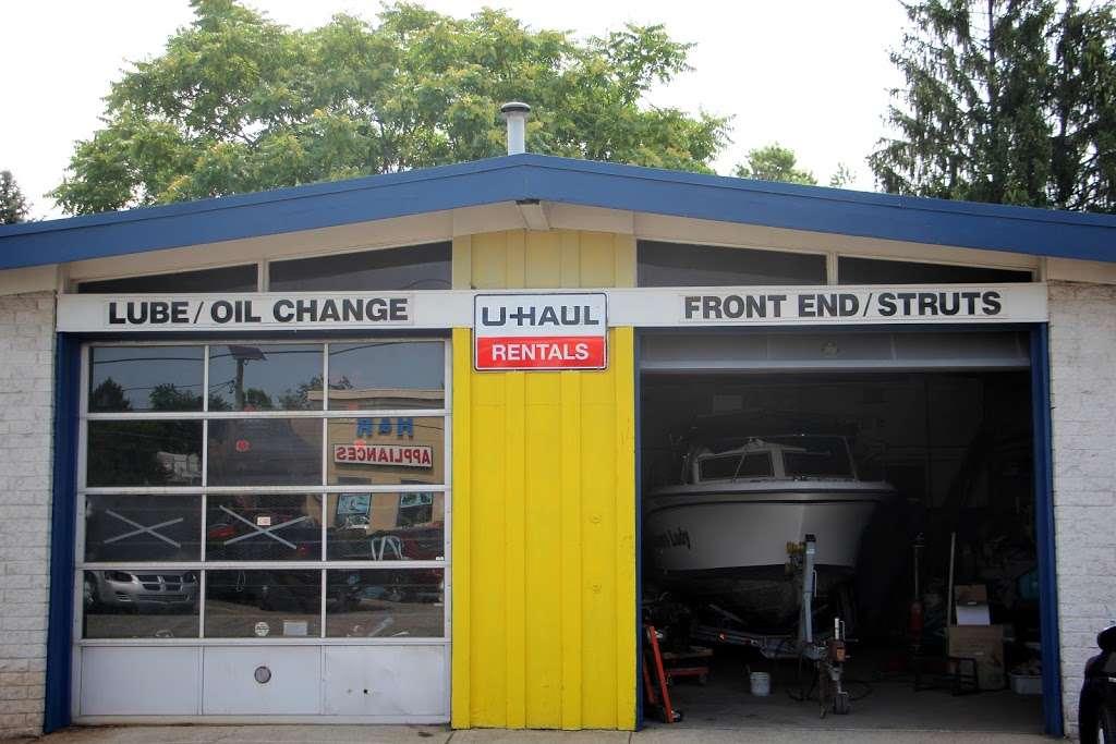 Aceto Auto Repair - car repair    Photo 6 of 10   Address: 6302 US-130, Pennsauken Township, NJ 08109, USA   Phone: (856) 910-9500
