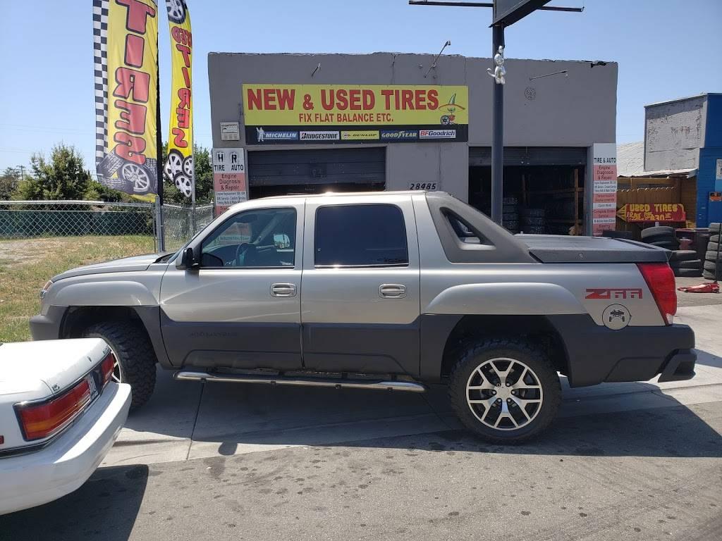 Used Tires - car repair  | Photo 1 of 10 | Address: 28485 Mission Blvd, Hayward, CA 94544, USA | Phone: (510) 750-8138