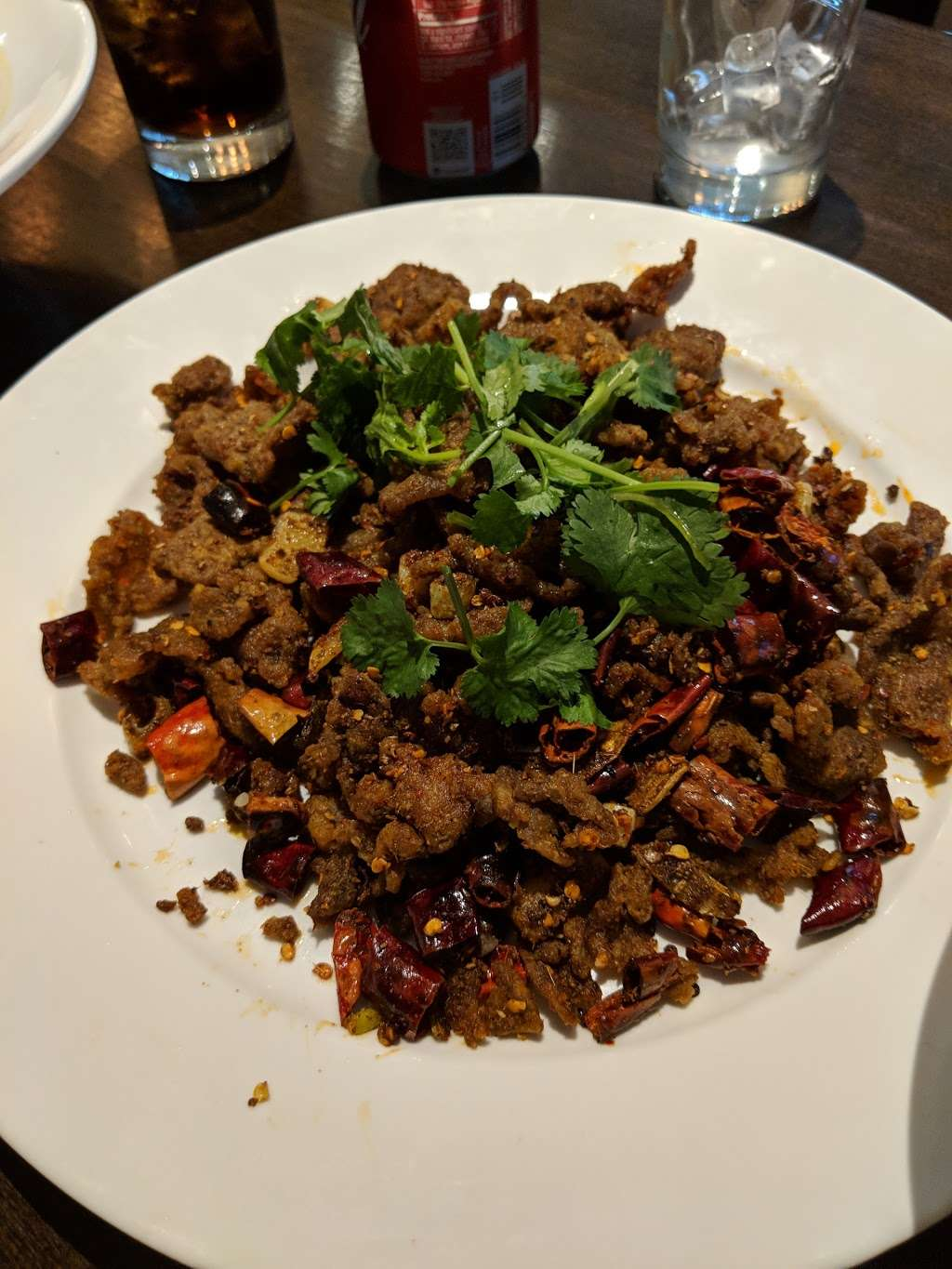 China Jade Szechuan Chili House - meal delivery    Photo 9 of 10   Address: 1643 2nd Ave, New York, NY 10028, USA   Phone: (212) 717-6688