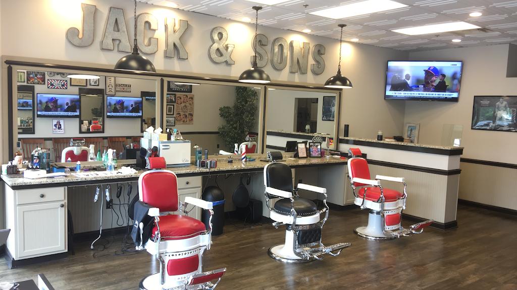 Jack and Sons Barber Shop Johns Creek - hair care  | Photo 1 of 8 | Address: 3719 Old Alabama Rd, Alpharetta, GA 30022, USA | Phone: (470) 294-3777