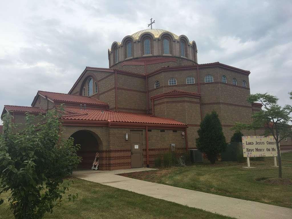 St Demetrios Greek Orthodox Church - church  | Photo 5 of 10 | Address: 1400 OPlaine Rd, Libertyville, IL 60048, USA | Phone: (224) 513-5530