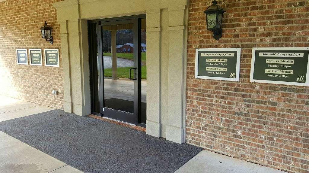 Kingdom Hall of Jehovahs Witnesses - church    Photo 5 of 9   Address: 6200 Wilgrove Mint Hill Rd, Mint Hill, NC 28227, USA   Phone: (704) 573-2909