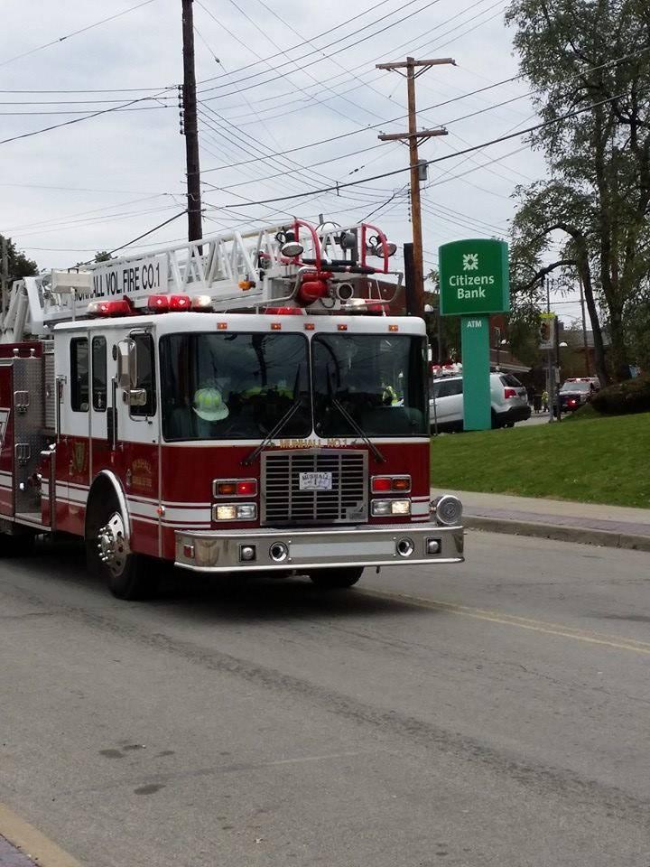 Munhall Volunteer Fire Co # 1 - fire station  | Photo 3 of 9 | Address: 1300 Martha St, Munhall, PA 15120, USA | Phone: (412) 464-7321