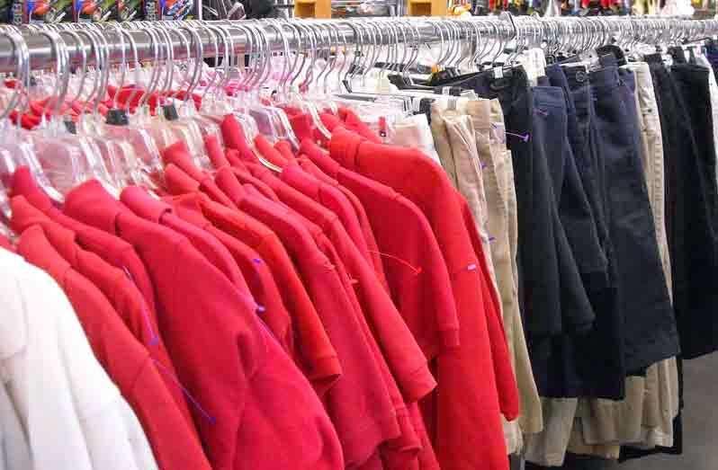 Discount Uniform Corporation - clothing store  | Photo 2 of 3 | Address: 7131 Fannin St, Houston, TX 77030, USA | Phone: (713) 797-9400