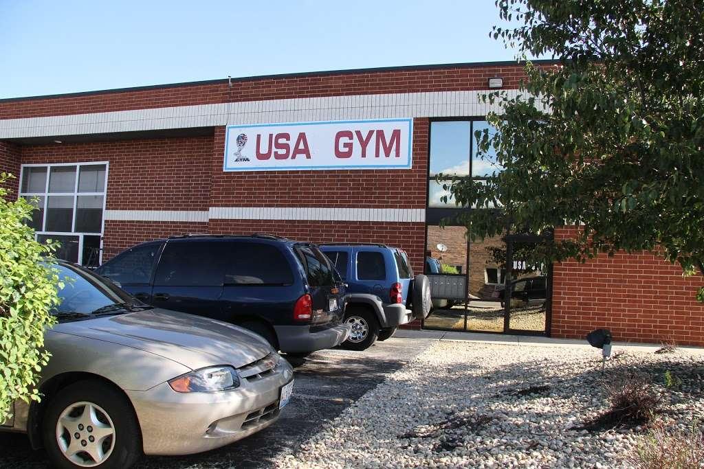 USA Gym INC - gym  | Photo 2 of 10 | Address: 7621 W 100th Pl, Bridgeview, IL 60455, USA | Phone: (708) 598-3846