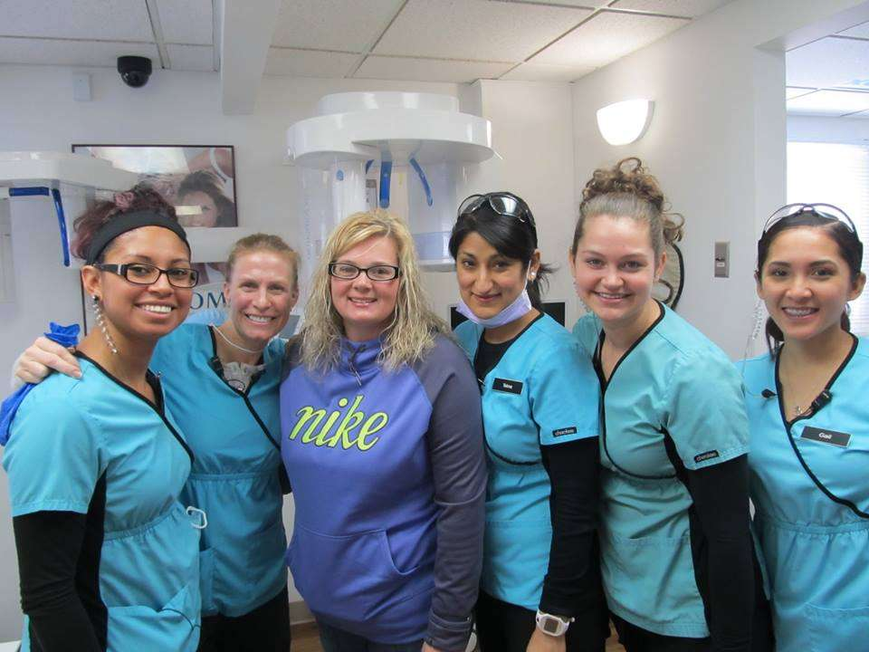 Family Dental Care - dentist    Photo 2 of 10   Address: 6075 Cleveland Cir, Merrillville, IN 46410, USA   Phone: (219) 769-6316