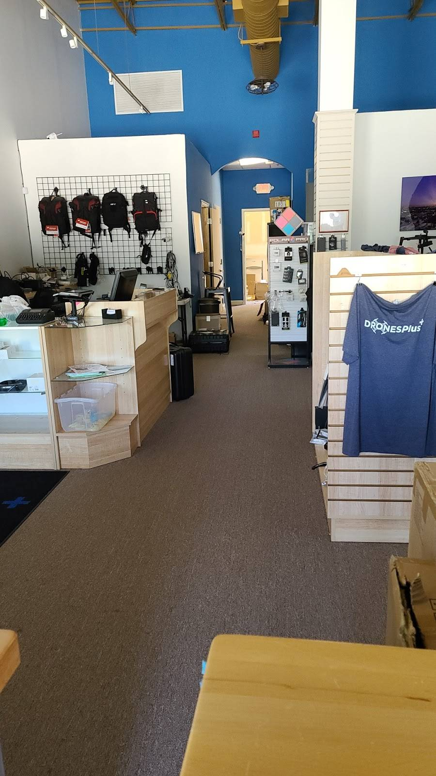 Drones Plus - electronics store  | Photo 4 of 6 | Address: 8549 Gaylord Pkwy #105, Frisco, TX 75034, USA | Phone: (469) 757-4497