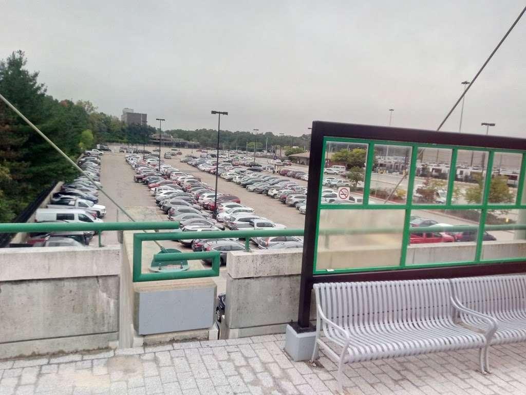 Riverside - transit station  | Photo 6 of 10 | Address: 333 Grove St, Newton, MA 02466, USA