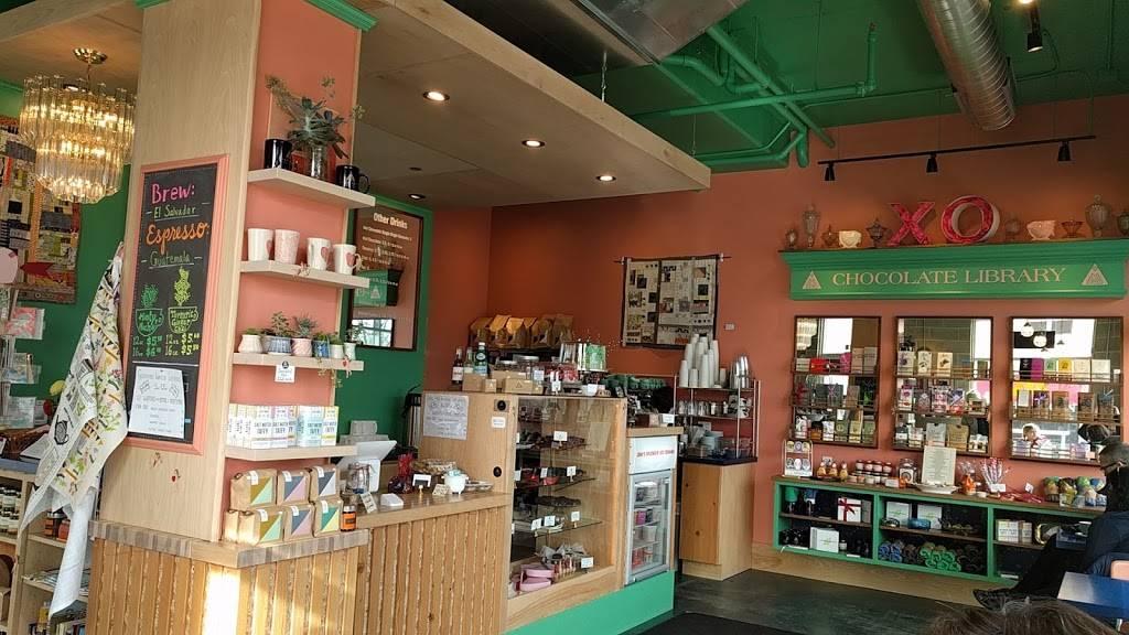 Madison Chocolate Company - cafe  | Photo 7 of 10 | Address: 729 Glenway St, Madison, WI 53711, USA | Phone: (608) 286-1154