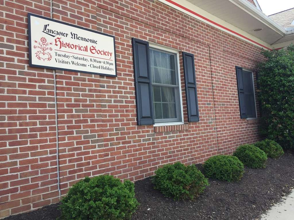 Lancaster Mennonite Historical Society - museum  | Photo 7 of 9 | Address: 2215 Millstream Rd, Lancaster, PA 17602, USA | Phone: (717) 393-9745