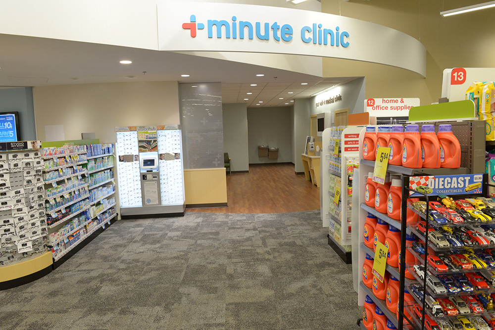 MinuteClinic - health  | Photo 1 of 2 | Address: 585 Ridge Rd, North Arlington, NJ 07031, USA | Phone: (201) 997-0333