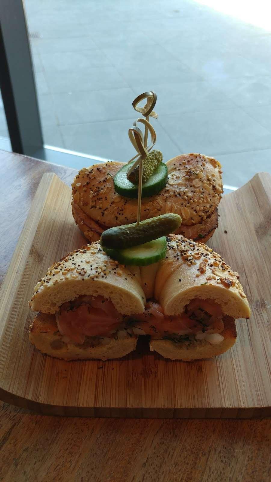 Lox Cafe - restaurant  | Photo 6 of 10 | Address: 2, 36 Battery Pl, New York, NY 10280, USA | Phone: (646) 437-4231