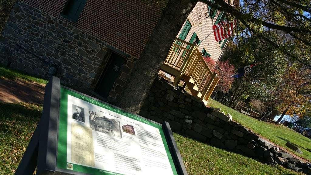 Laurel Historical Society - Museum | 817 Main St, Laurel, MD