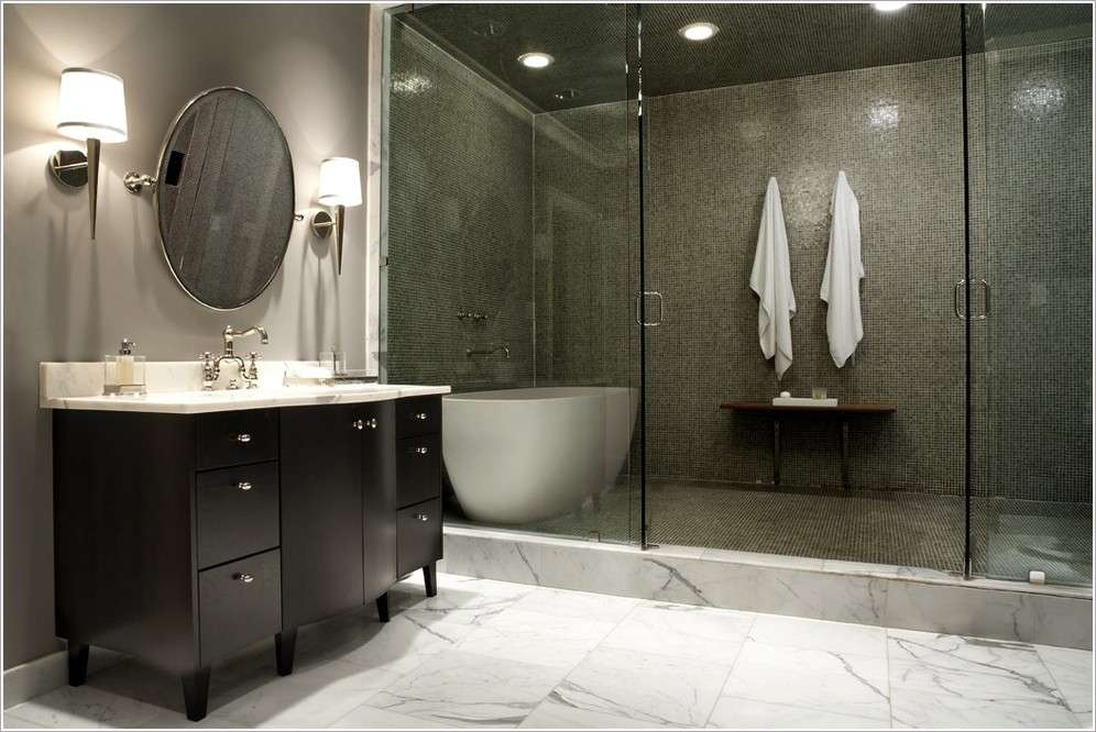 Custom shower door&mirrors - store  | Photo 7 of 10 | Address: 522 Columbia Ave #3, Fort Lee, NJ 07024, USA | Phone: (929) 204-2845