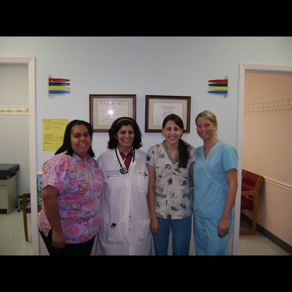 Luv N Care Pediatrics: AMBREEN ASLAM, M.D., ANNA PEREZ-SILVA, M. - doctor  | Photo 8 of 10 | Address: 11811 Fallbrook Dr b, Houston, TX 77065, USA | Phone: (832) 237-8882