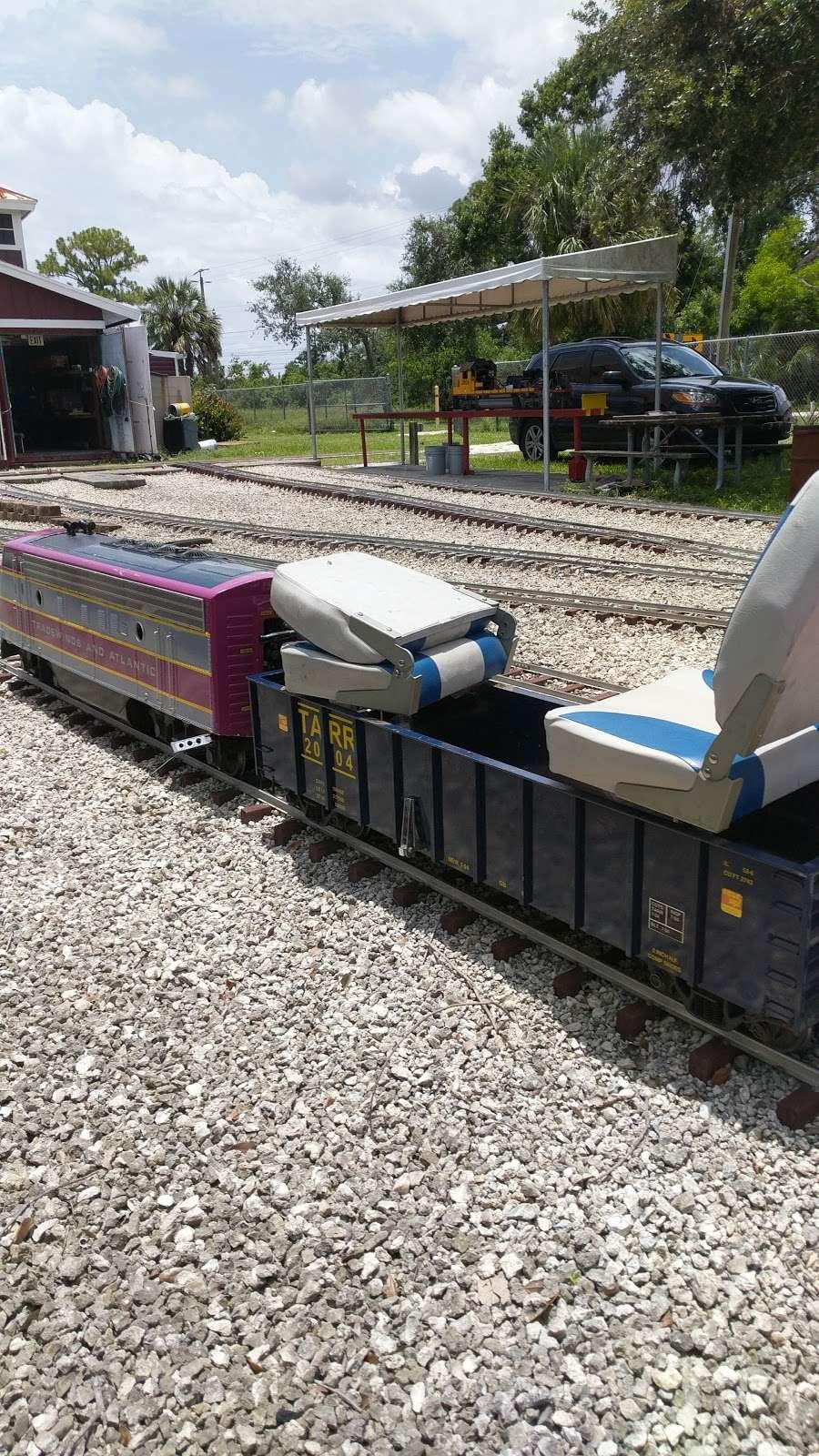Tradewinds & Atlantic Railroad - museum  | Photo 3 of 10 | Address: Coconut Creek, FL 33073, USA | Phone: (954) 494-6877