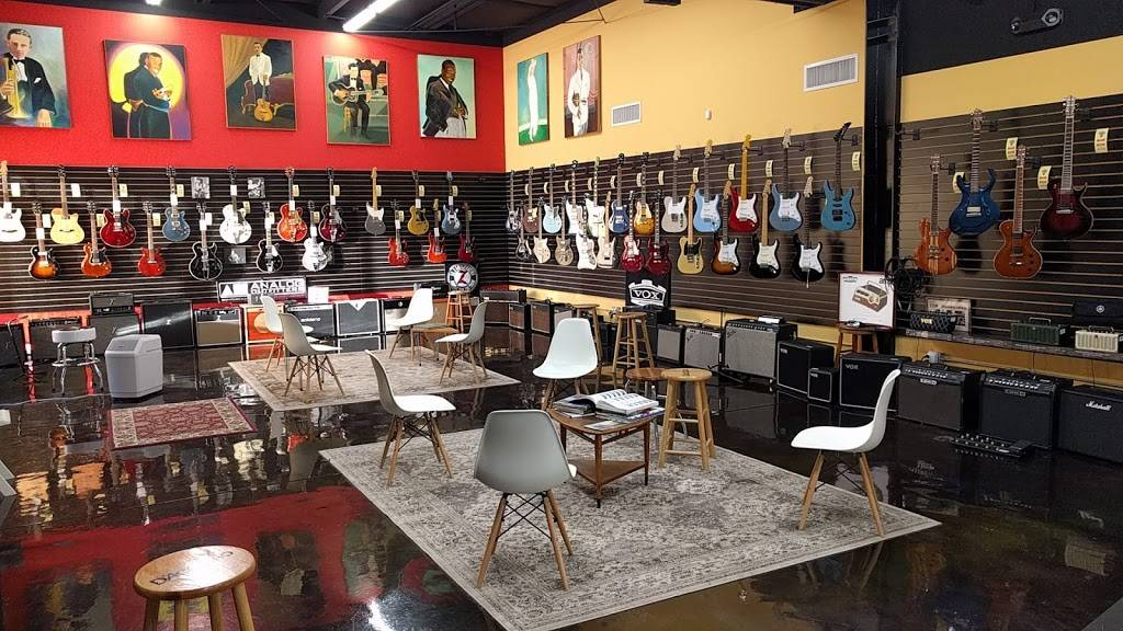 Harrys Guitar Shop - electronics store  | Photo 5 of 9 | Address: 556 Pylon Dr, Raleigh, NC 27606, USA | Phone: (919) 828-4888