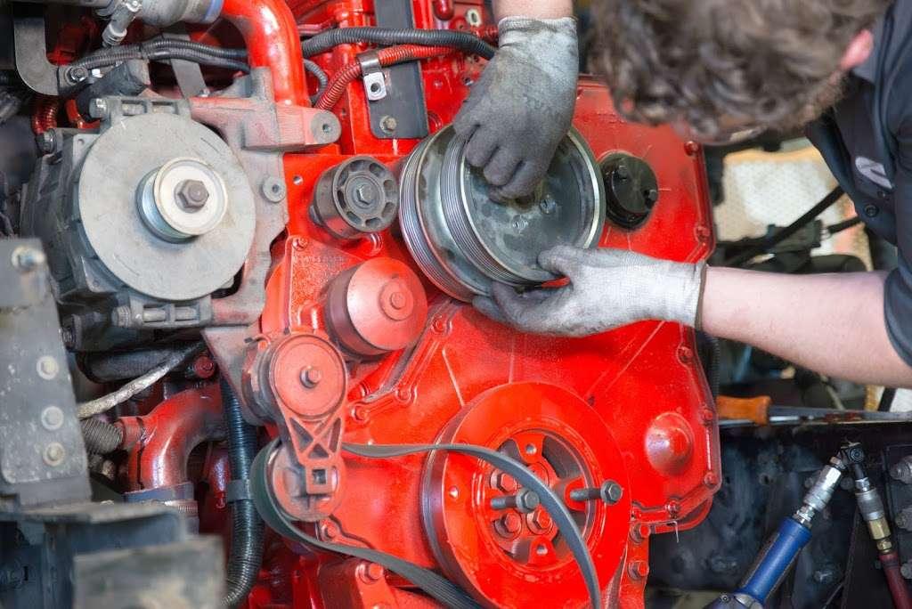 Cummins Sales and Service - car repair  | Photo 3 of 10 | Address: 3700 Jeff Adams Dr, Charlotte, NC 28206, USA | Phone: (704) 596-7690