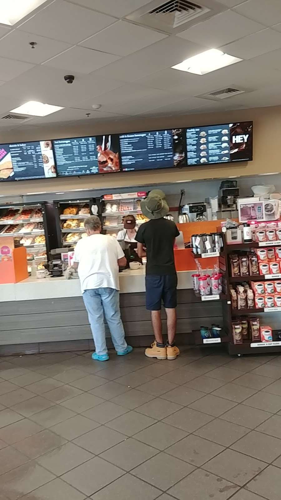 Dunkin - bakery  | Photo 7 of 15 | Address: 61 Main St, Salisbury, MA 01952, USA | Phone: (978) 462-1189
