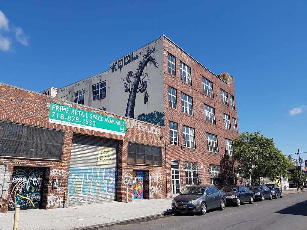 The Bushwick Collective - art gallery  | Photo 3 of 10 | Address: St Nicholas Ave, Brooklyn, NY 11237, USA