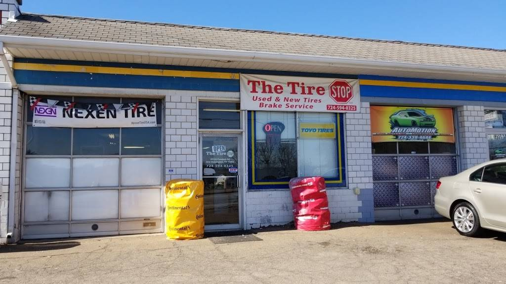 Tire Stop INC - car repair  | Photo 3 of 9 | Address: 2015 Freeport Rd, Arnold, PA 15068, USA | Phone: (724) 594-0325