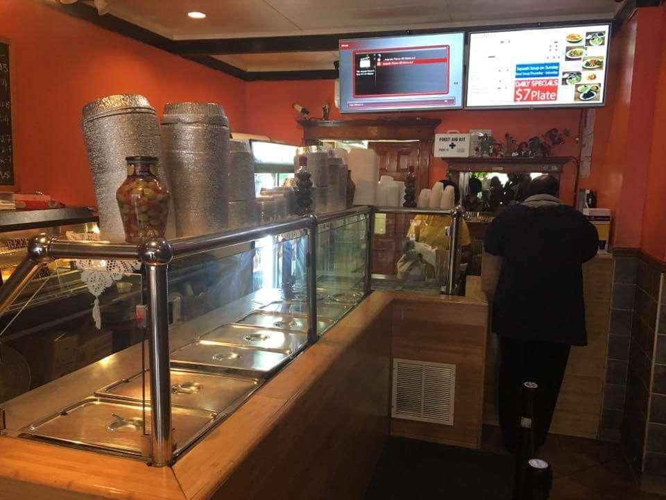 Kreyol Flavor - restaurant  | Photo 1 of 10 | Address: 1738 Flatbush Ave, Brooklyn, NY 11210, USA | Phone: (718) 258-0509
