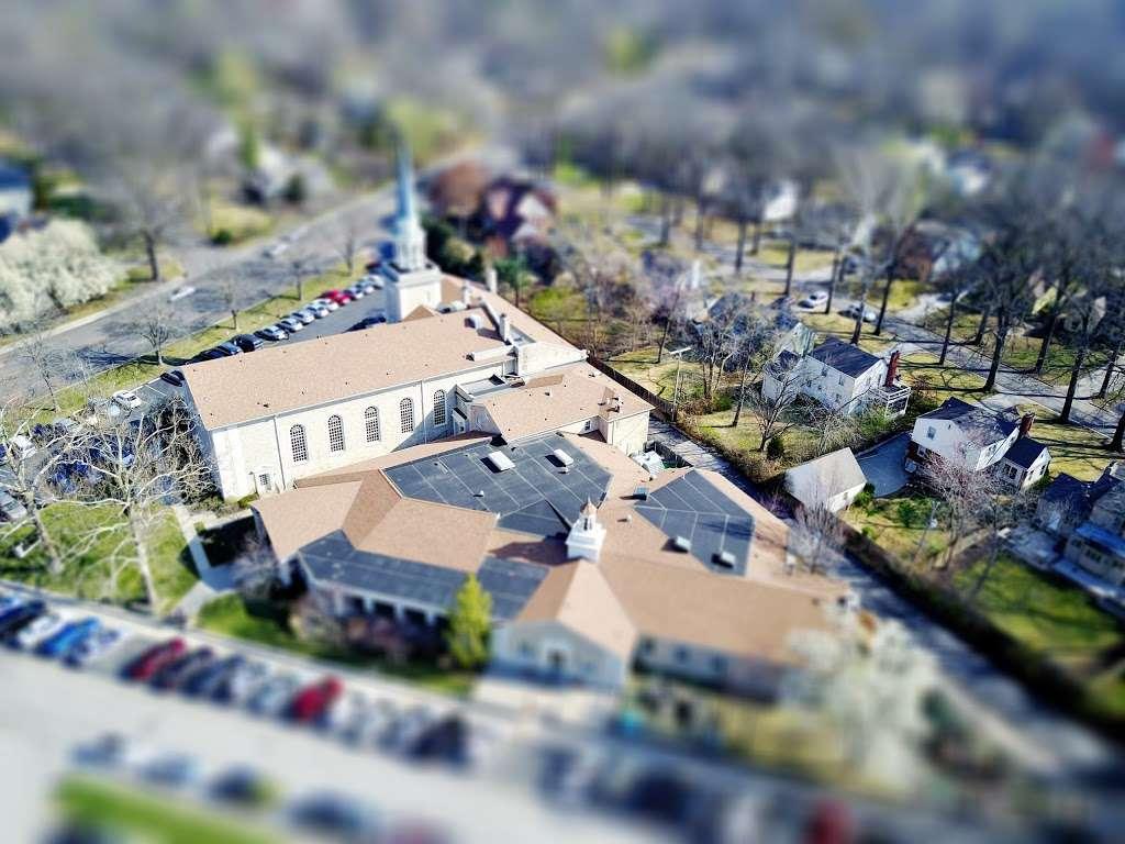 Old Mission United Methodist Church - church    Photo 4 of 7   Address: 5519 State Park Rd, Fairway, KS 66205, USA   Phone: (913) 262-1040