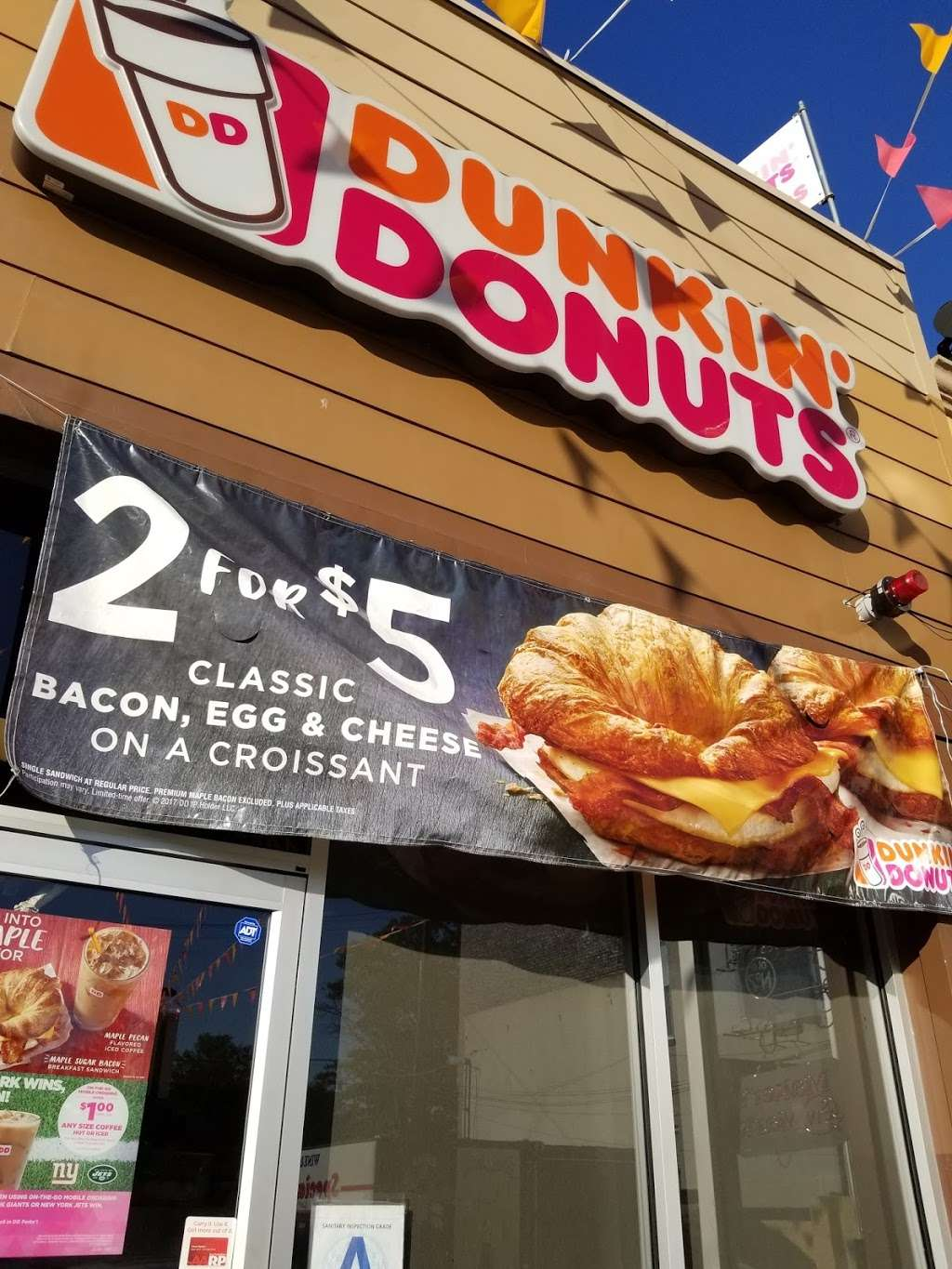 Dunkin - bakery  | Photo 3 of 10 | Address: 9005 Myrtle Ave, Glendale, NY 11385, USA | Phone: (718) 849-0563