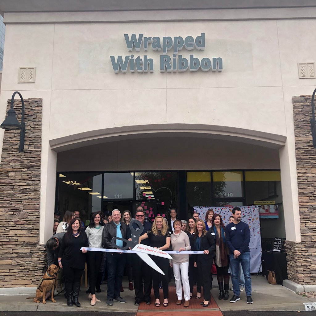 Wrapped With Ribbon - store  | Photo 1 of 10 | Address: 4844 S Val Vista Dr A111, Gilbert, AZ 85298, USA | Phone: (480) 687-4904